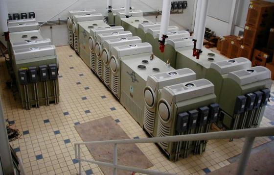 Газогенераторные электростанции