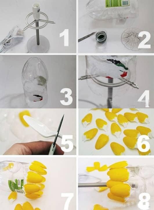 Как сделать абажур