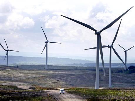Ветро-электростанции