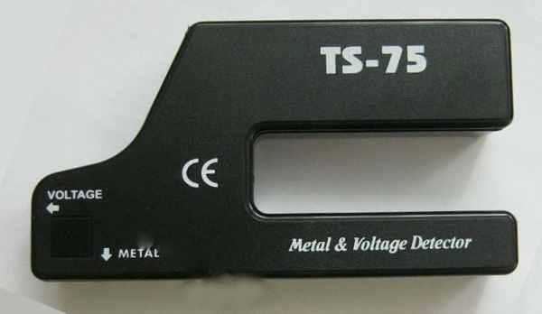 TS-75 – надежный и недорогой мультидетектор проводки