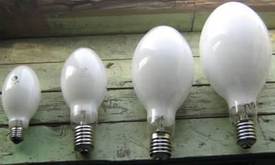 Лампы типа ДРЛ