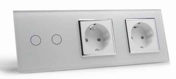 Сенсорный выключатель Ливоло