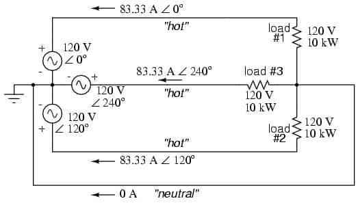 Схемы подключения к силовой сети