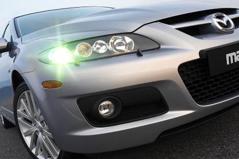 Автомобильная газоразрядная лампа