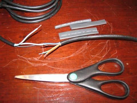 соединение кабелей
