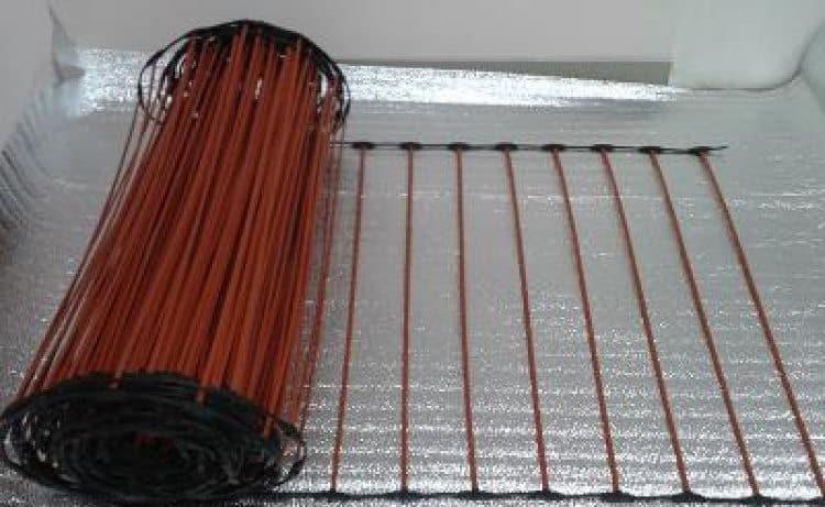 Стержневой электрический мат Energy Mat