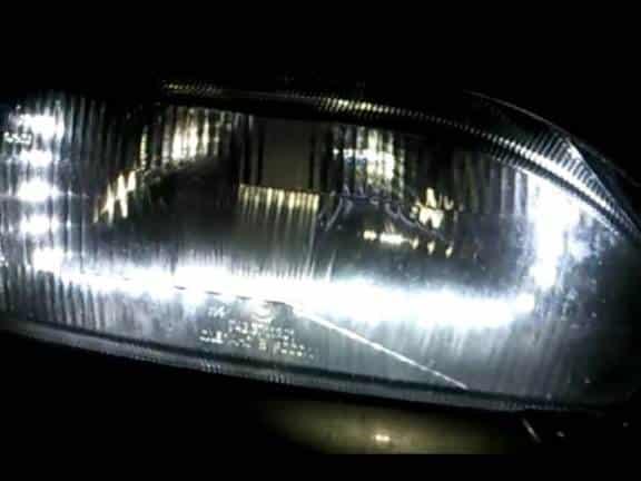 Светодиодная подсветка для фар автомобиля