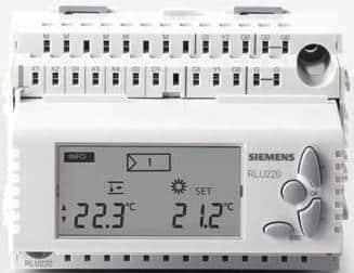 Контроллер Сименс RLU220 для вентиляции
