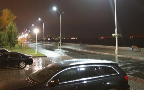 Светодиодные светильники уличного освещения — где купить дешевле