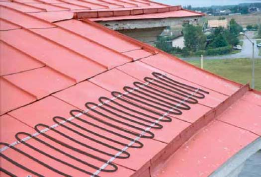 Кабель для крыши