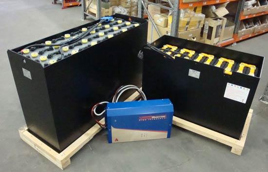 Виды тяговых аккумуляторов