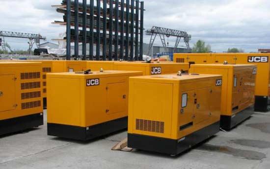 Дизельные генераторы в контейнерах