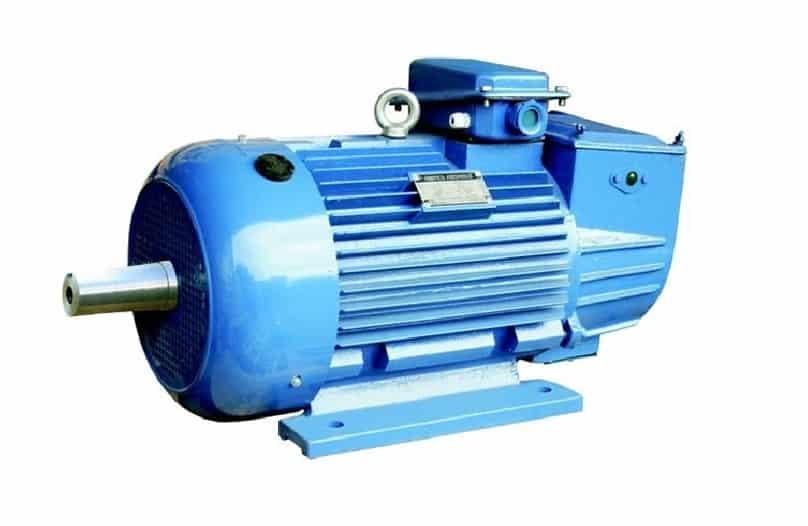 Краново-металлургические электродвигатели