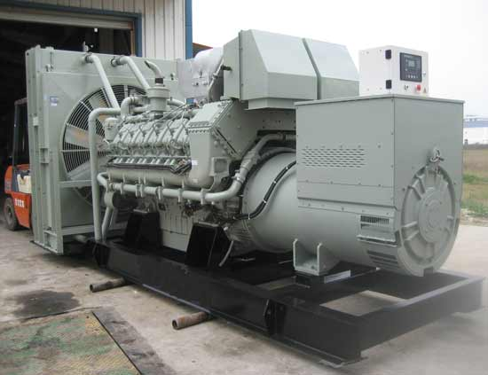 Мощностные электростанции