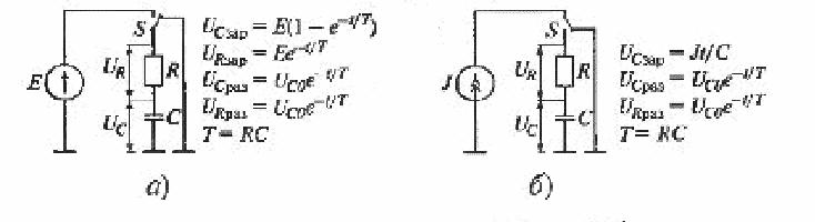 Принцип логической цепочки электронного реле