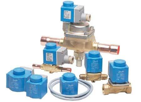 Соленоидный электромагнитный клапан устройство виды назначение и принцип работы