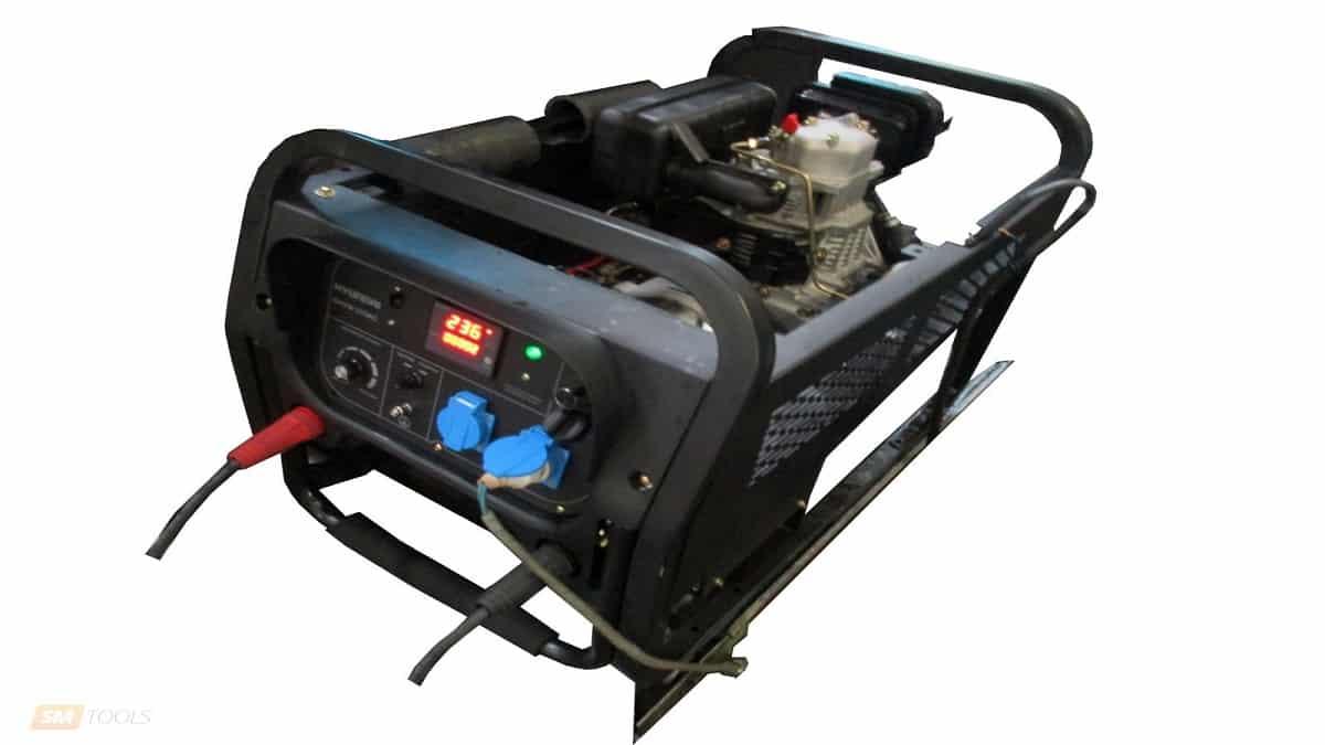 Сварочный дизельный генератор