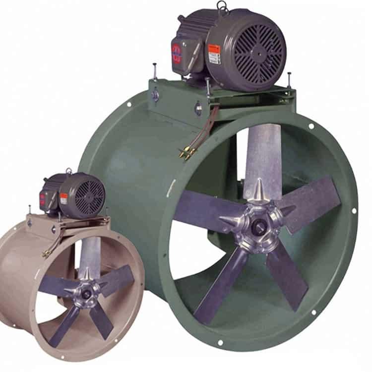 Вентиляторы принудительной системы охлаждения СТ