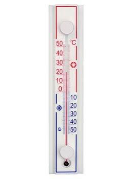 Комнатный термометр с жидкостью