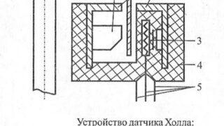 Датчик холла
