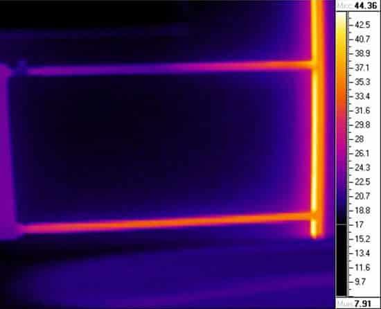 Инфракрасный терморегулятор