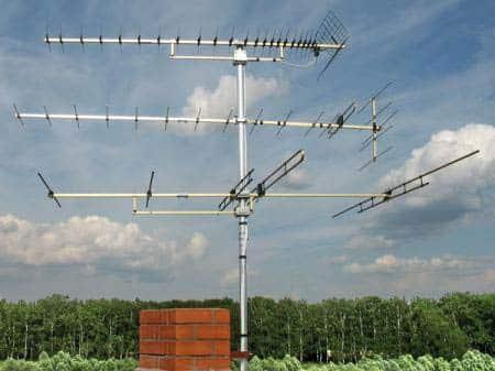 Решетчатая антенна