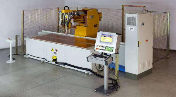 Оборудование для машинной точечной сварки