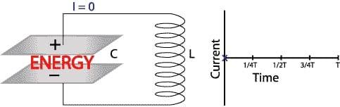 схема для питания конденсатора