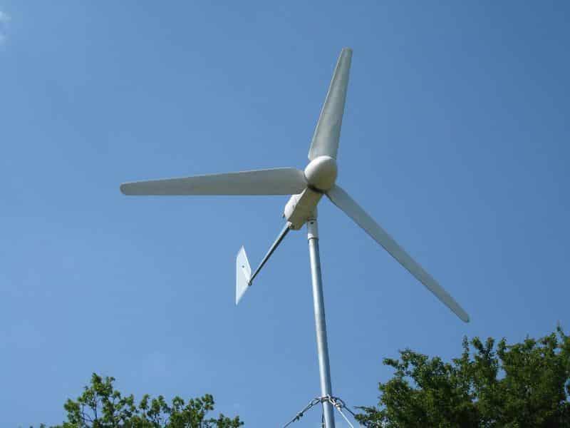 Горизонтальный ветрогенератор Condor Home отечественного производства