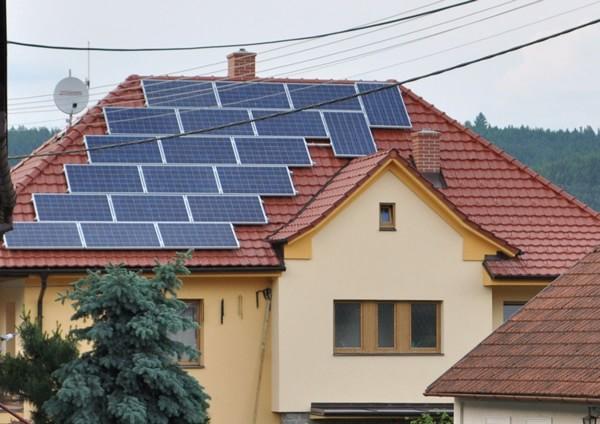 бытовые солнечные электростанции
