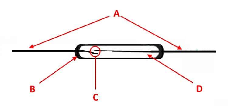 Конструкция геркона