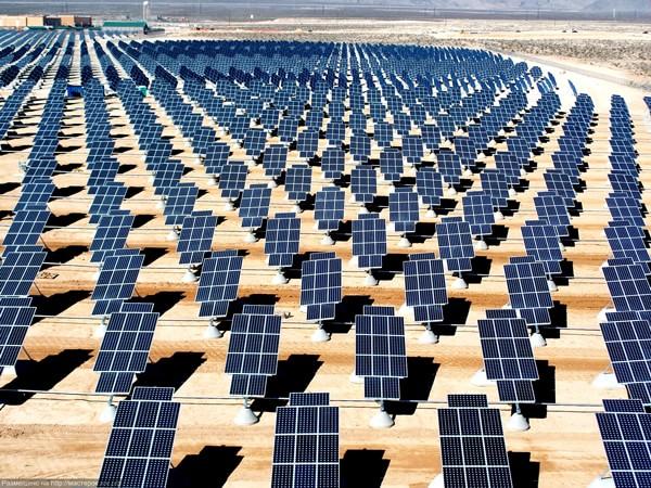 солнечные электростанции с концентраторами