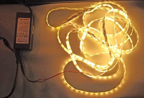светодиодная лента и диммер