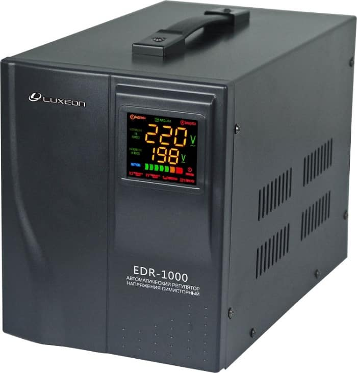 Стабилизатор EDR-1000 от производителя Luxeon