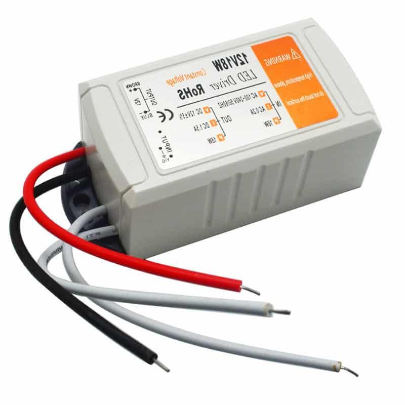 Электронный понижающий трансформатор
