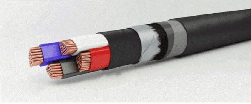 Пример силового кабеля