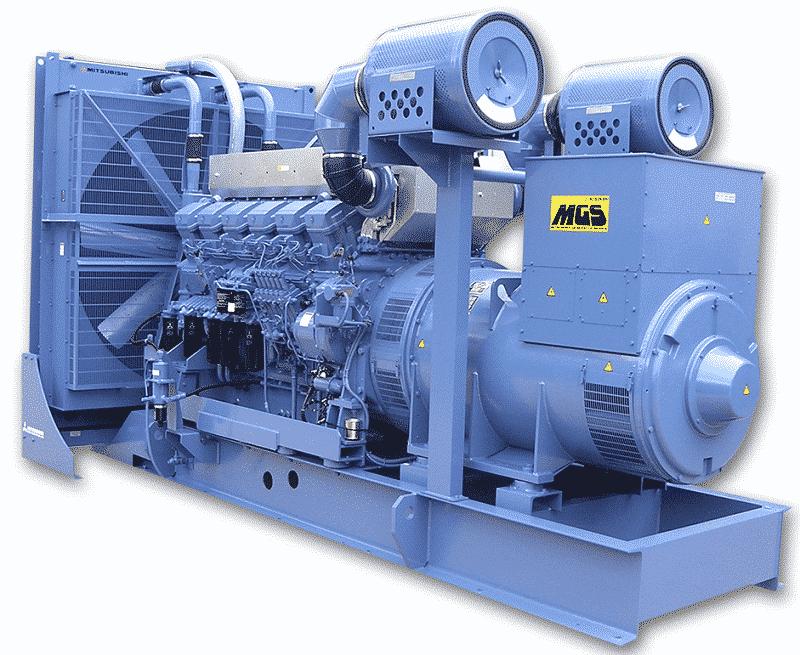 Газовый генератор ТСС АГ