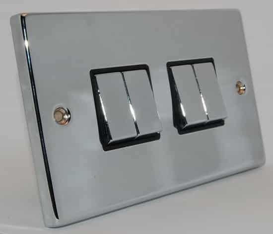 Выключатель света: дистанционный, беспроводной, акустический и двойной