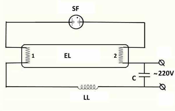Типичная схема подключения