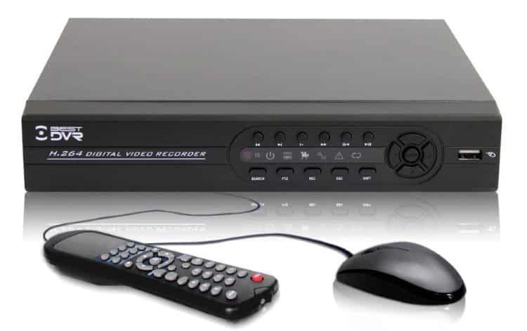BestDVR-405 Light-АH - отличный образец современных цифровых регистраторов