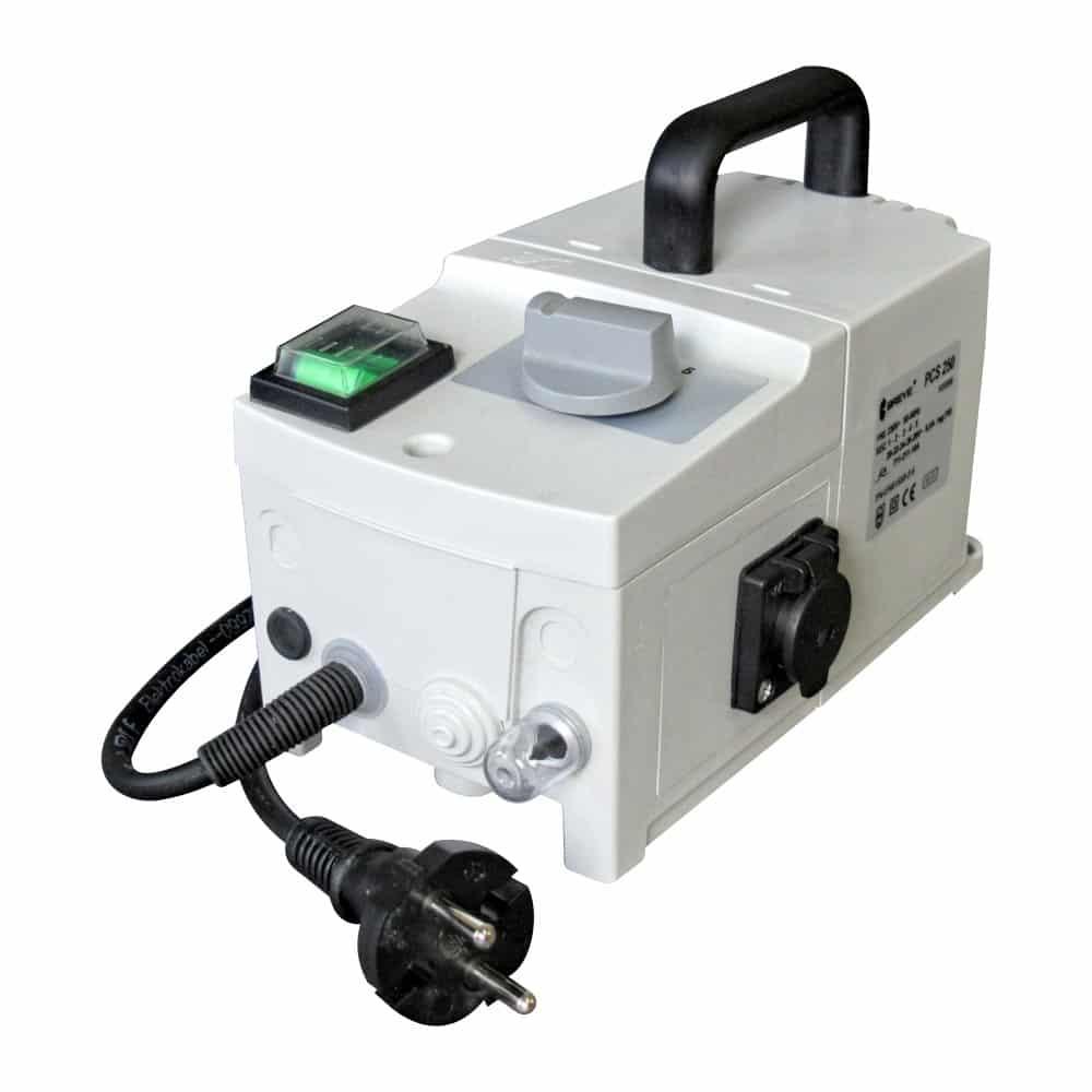 Переносной разделительный агрегат
