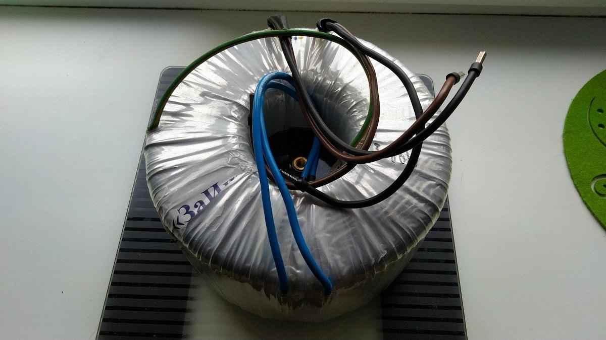 Тороидальный разделительный трансформатор