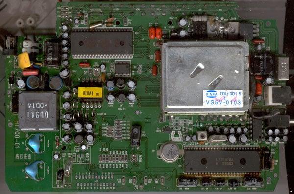 устройство LCD-монитора