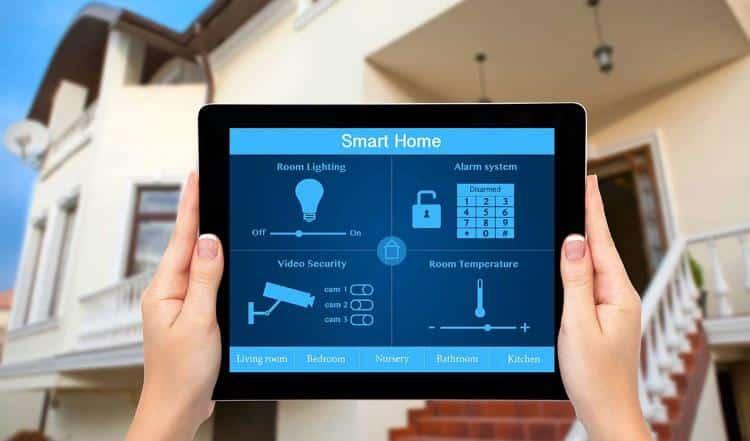 Удаленное управление системами освещения, охраны, видеонаблюдения и климат-контроля