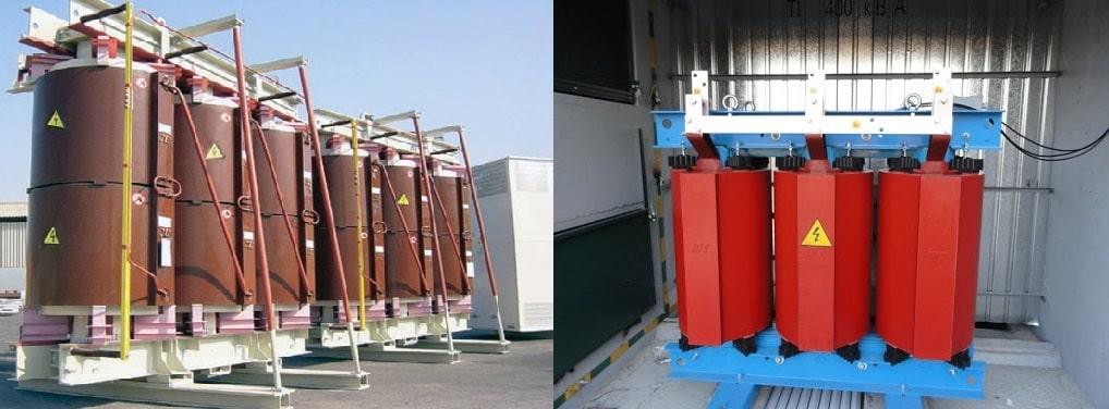 Практическое применение сухих трансформаторов