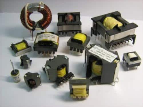 Различные модели импульсных трансформаторов