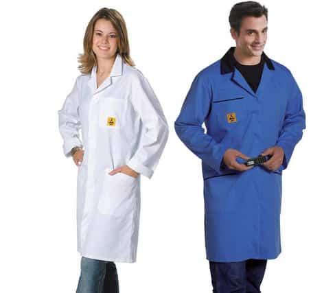 Антистатическая спец. одежда