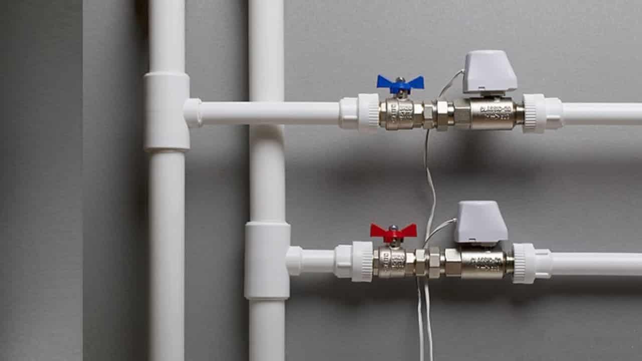 Деление датчиков протечки воды по количеству кранов