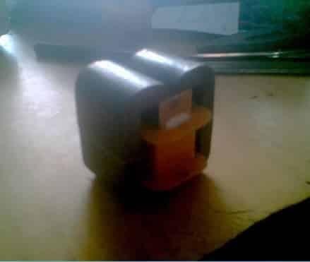 Фото трансформатора с уменьшеной катушкой