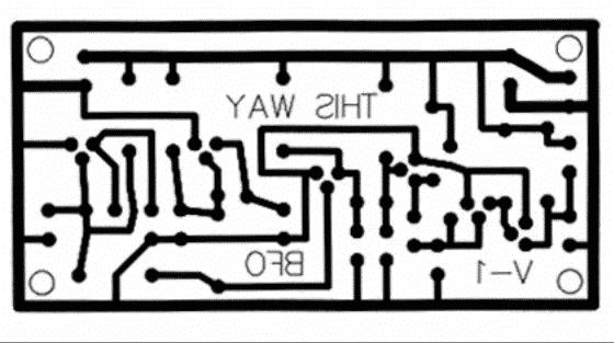 Шаг 1. Дизайн платы металлоискателя